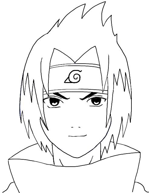 How To Draw Sasuke Tutoriais De Desenho A Lapis Desenho Pikachu