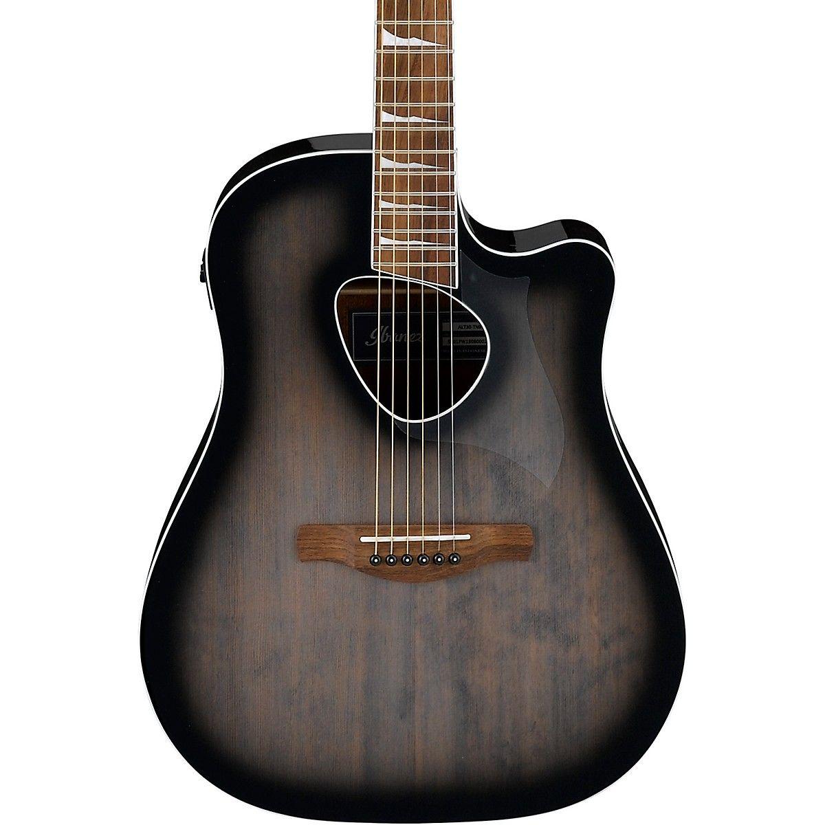 Ibanez Alt30 Altstar Dreadnought Acoustic Electric Guitar Acoustic Electric Guitar Acoustic Electric Guitar