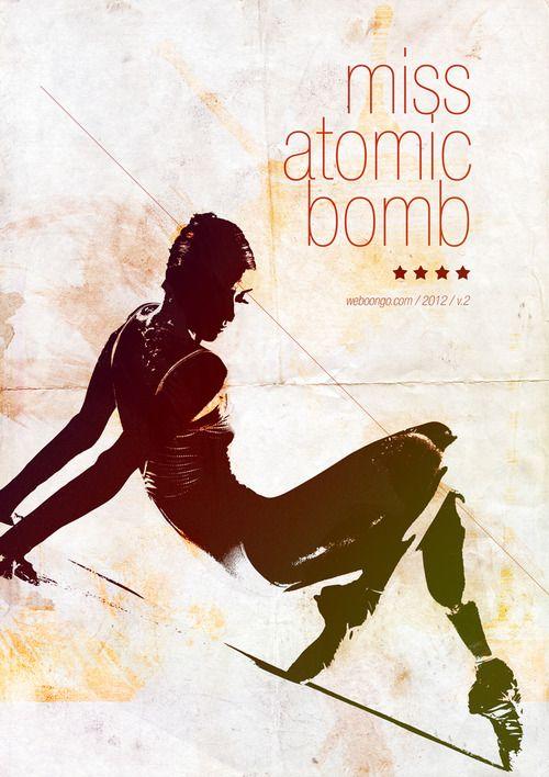miss atomic bomb / 2