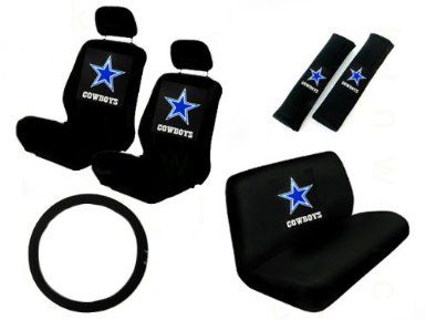 Miraculous 11 Piece Nfl Auto Interior Gift Set Dallas Cowboys A Set Alphanode Cool Chair Designs And Ideas Alphanodeonline