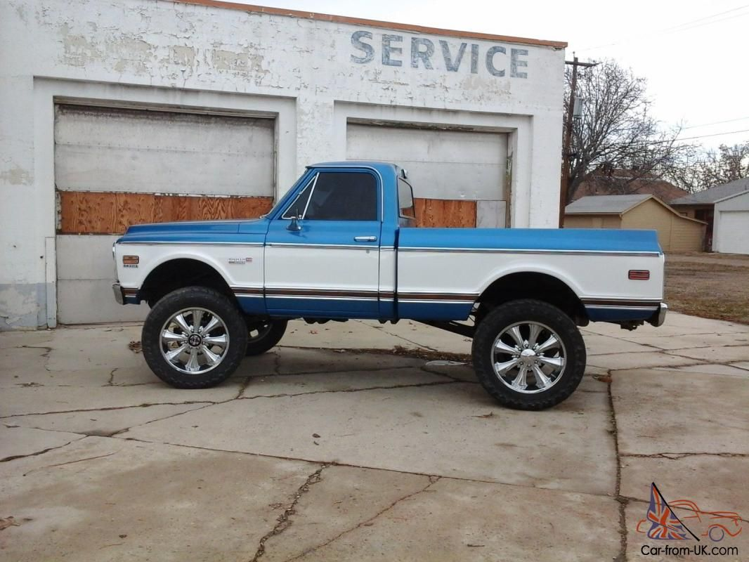 1971 Chevy K Truck In Wiring 39 Ford Project Lionel Wiring Diagrams ...