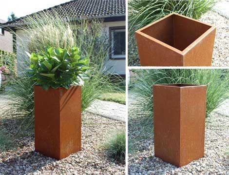 Block 60 Garten Ideen Gestaltung Vorgarten Pflanzkubel Und Garten