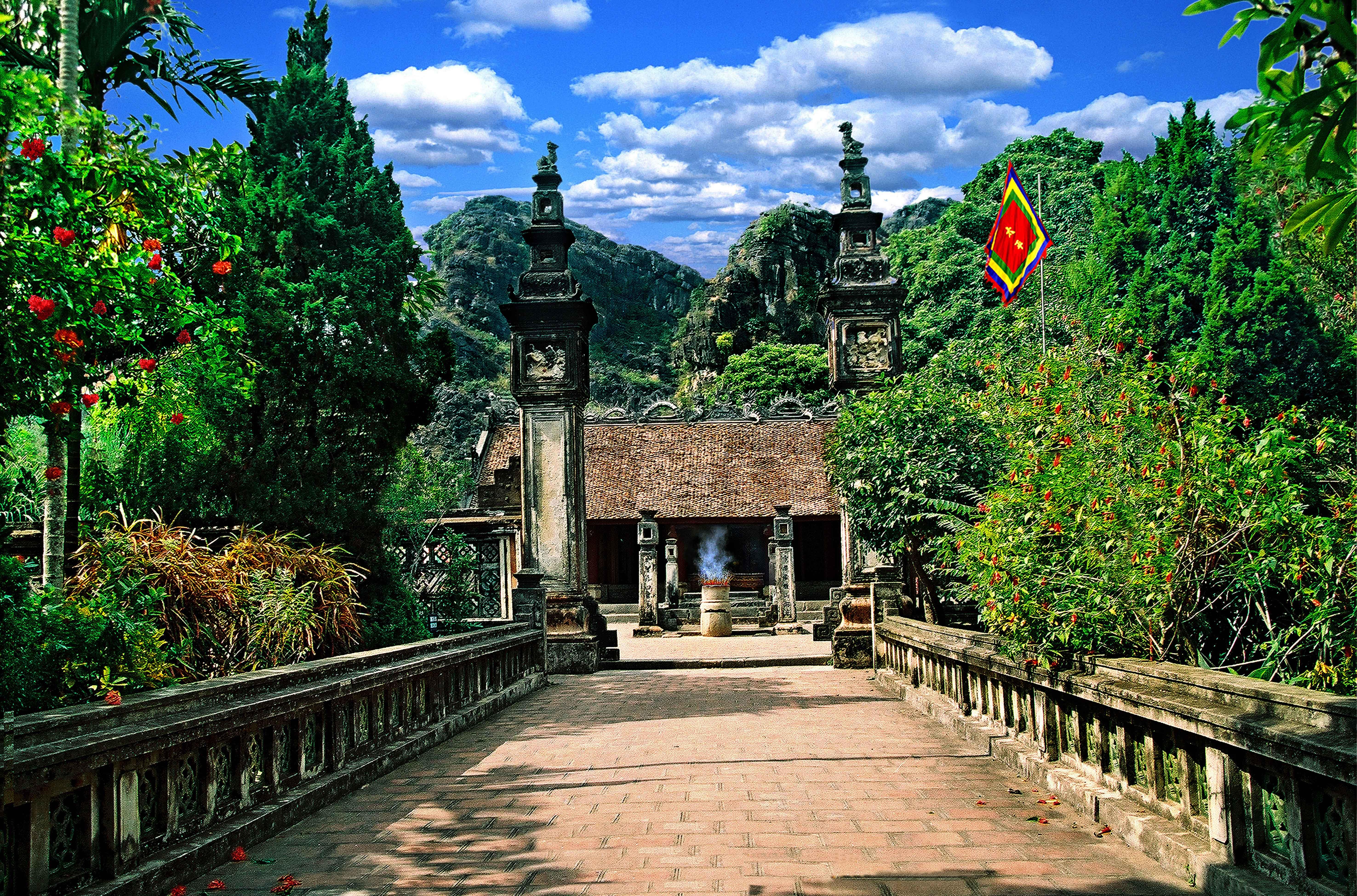 kinh nghiệm du lịch cố đô Hoa Lư Ninh Bình