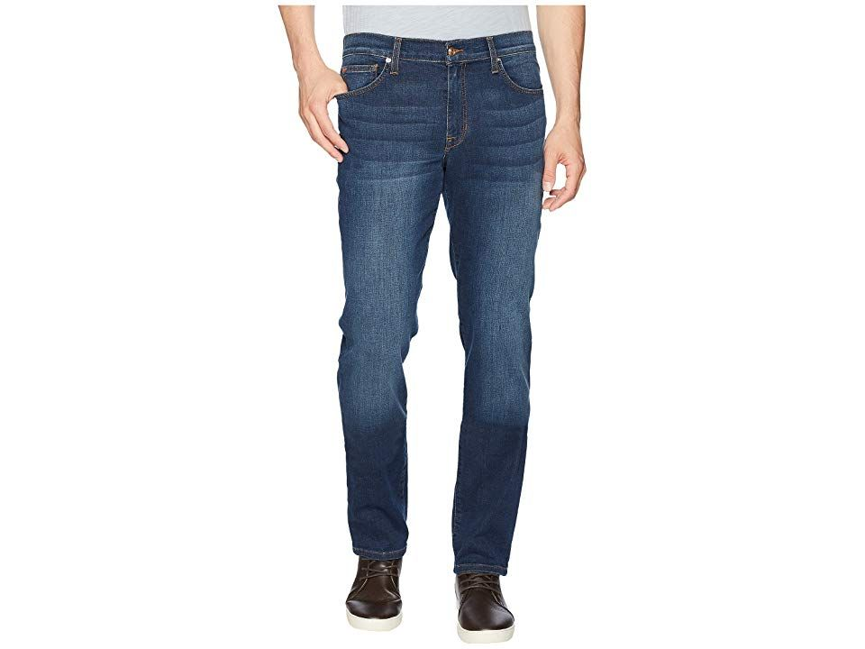 Joes Jeans The Brixton Straight Narrow  Kinetic in Brett Brett Mens Jeans The Brixton in Brett is a stylish everyday jean youll be reaching for over and over The Brixton...