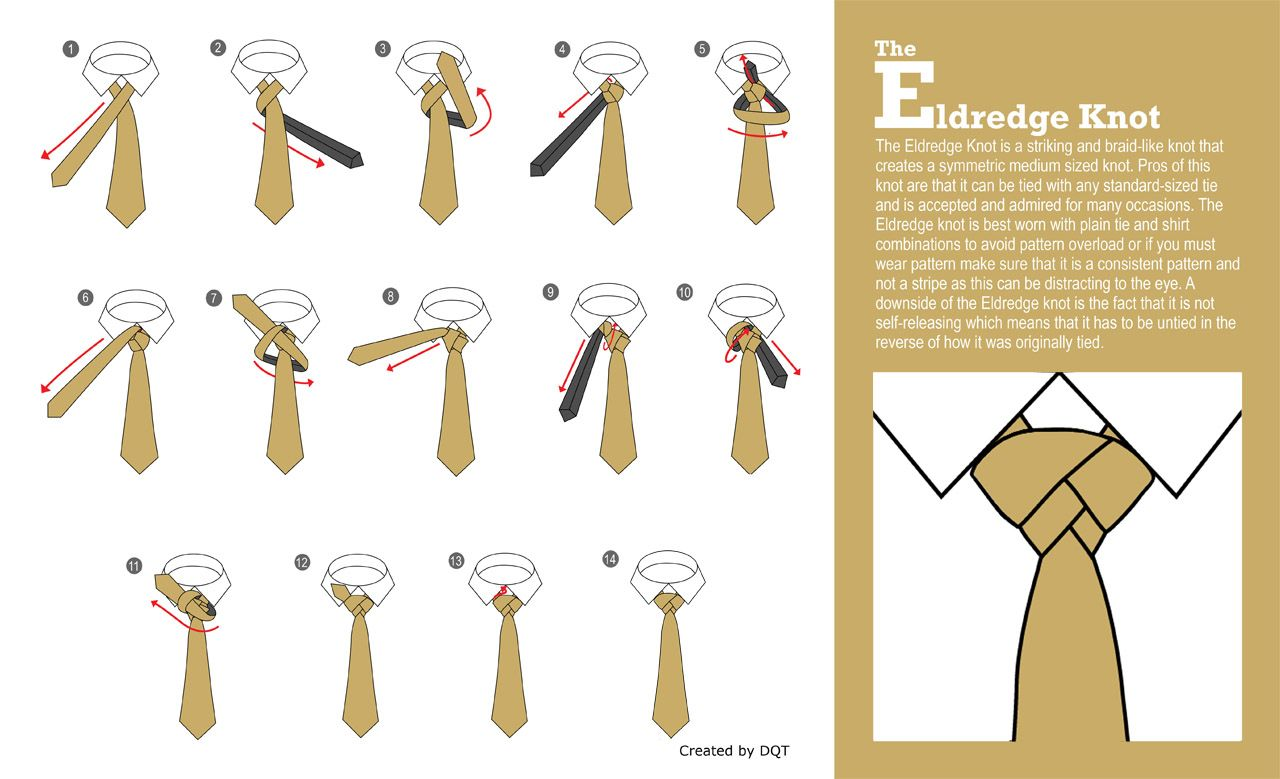 How To Tie A Eldredge Knot? (21 Of 21) By Dqt Http:
