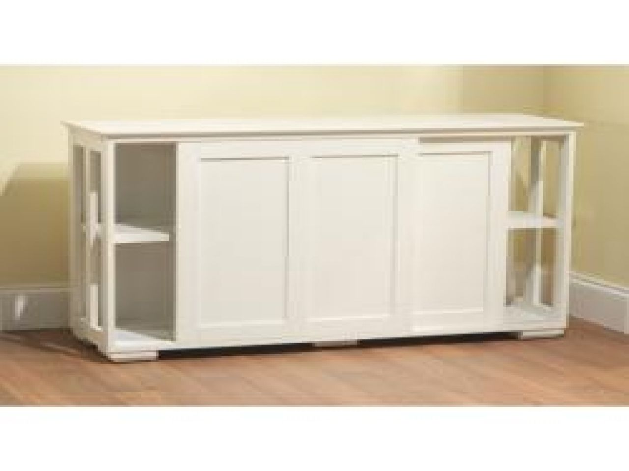 White Storage Cabinet With Sliding Doors Ikea Storage White Cabinets