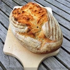 Photo of Simple farmer 's bread for baking beginners Feinschmeckerle food blog travel blog st …