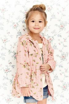 Next Pink Floral Cagoule (3mths-6yrs) £14.50 | Inspiration ...