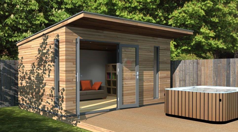 Garden Room Ideas Outdoor office google search outdoor rooms pinterest canopy 4 x 3 canopy garden room or garden office space workwithnaturefo