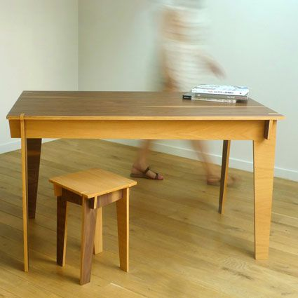 JEANNE - table 4-6 pers. Pierre Guillou Design