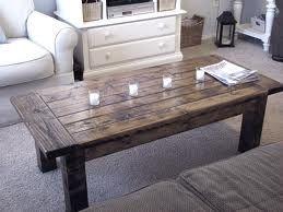 2x3 2x6 4x4 Legs Diy Coffee Table Plans Coffee Table Plans