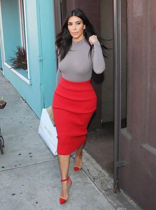 41eda1d2911 Pin by Pink Starlet on #OOTD   Kim kardashian, Kardashian style, Fashion