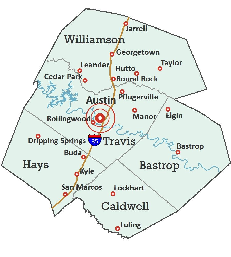Map Of Central Texas Cities.Map Of Central Texas Counties And Cities Google Search Next