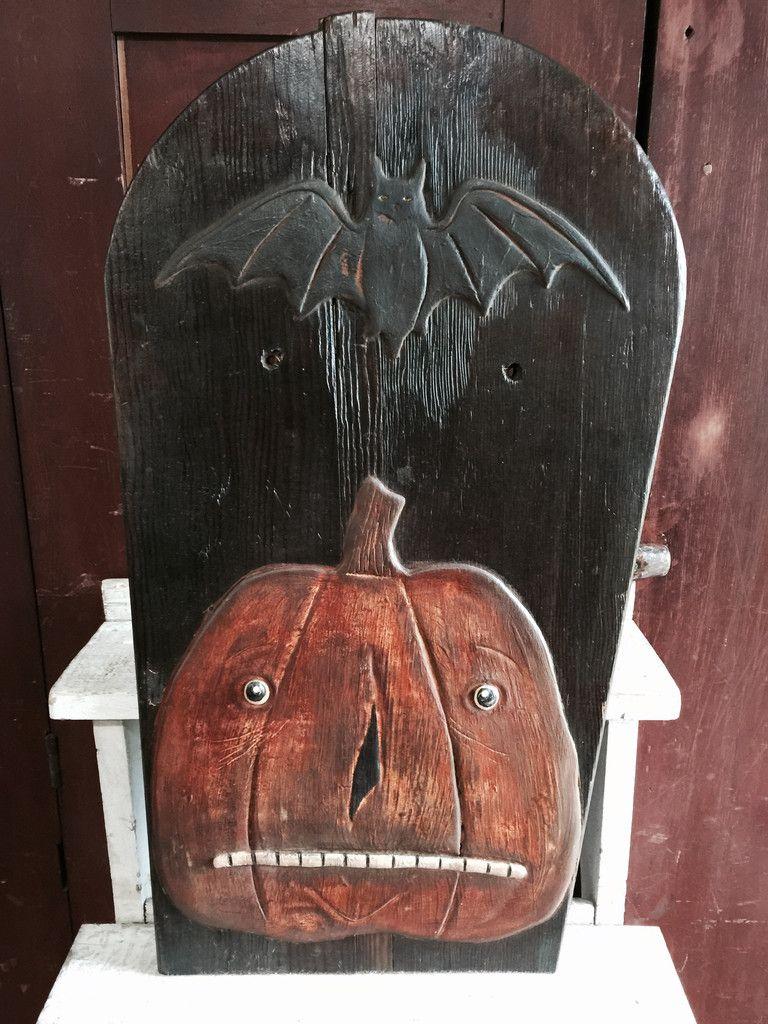 Tombstone Bat JOL