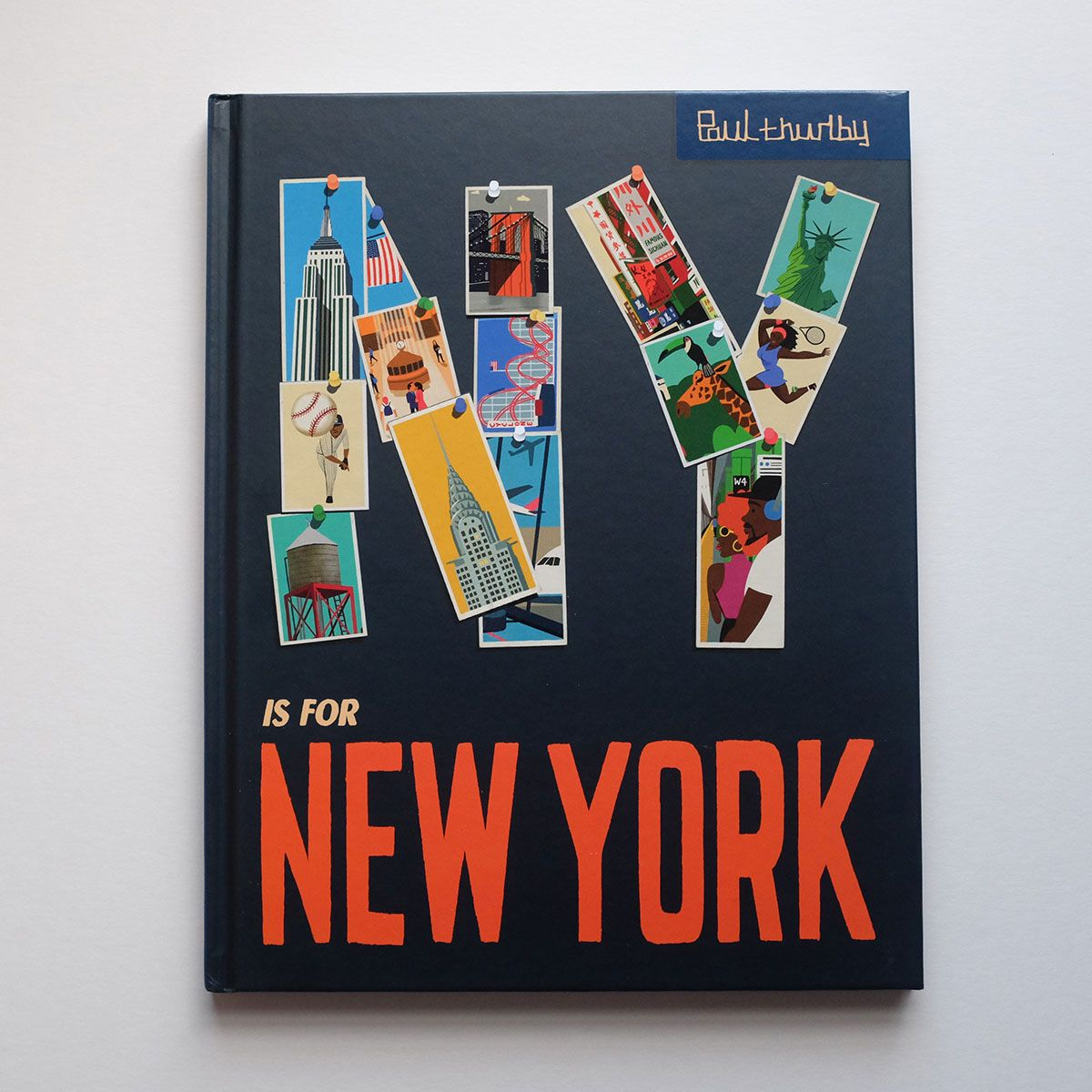Ny Is For New York Book On Behance