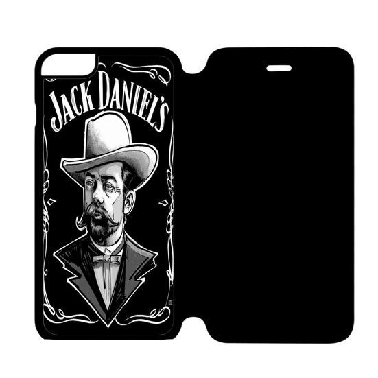 Jack Daniel by tshasteen iPhone 6 Flip Case Cover