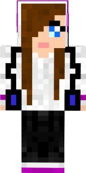 I Love This Minecraft Skin Skins De Minecraft Minecraft