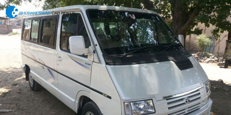 Hire A 13 Seater Tata Winger In Bhubaneswar Cab Rental We Provide