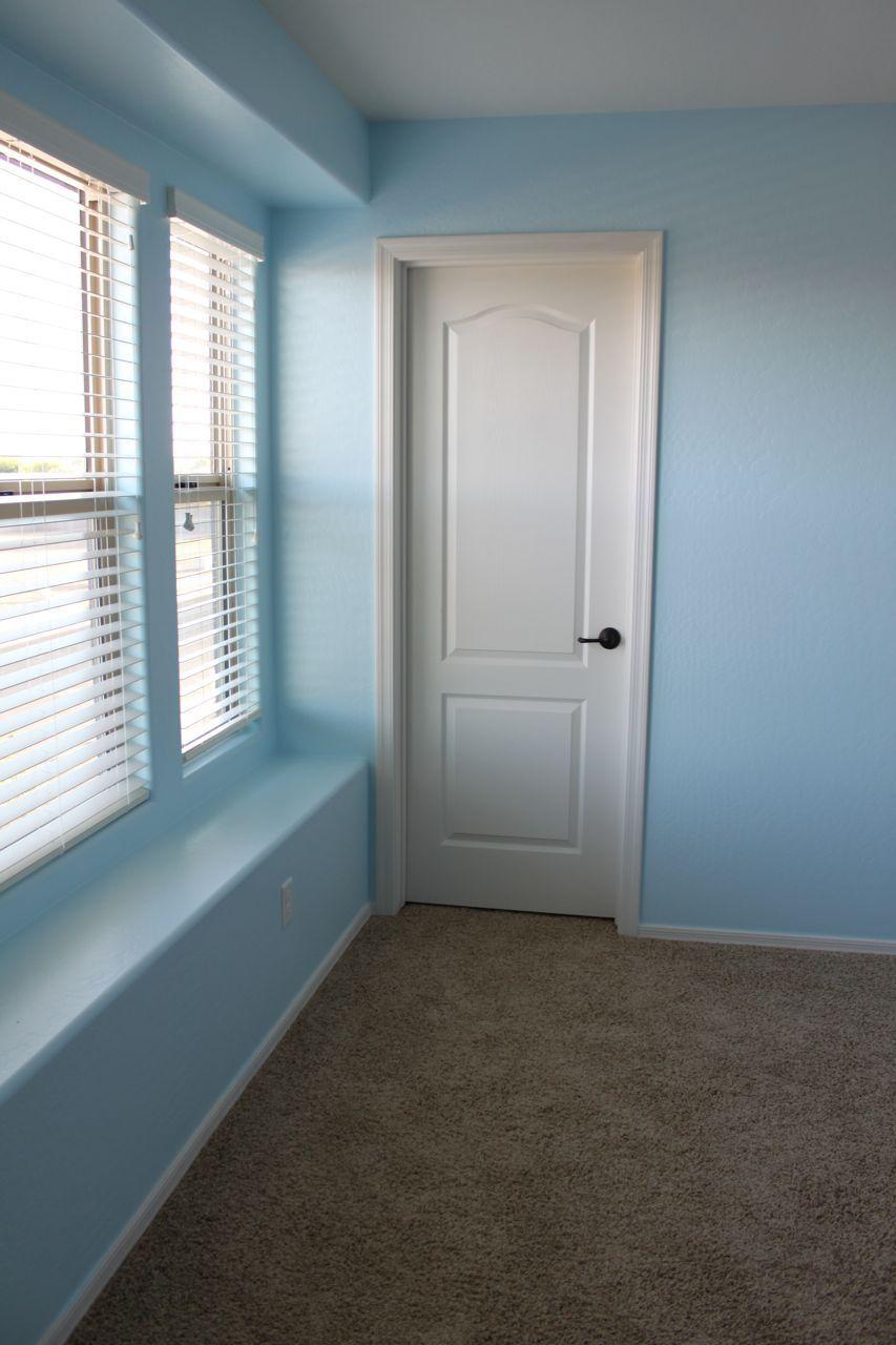 serene sky Blue walls, Bedroom colors, House