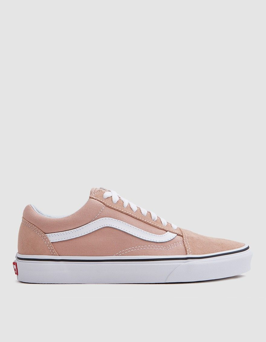 139ac5d9b32dd9 Vans   Old Skool in Mahogany Rose True White in 2019