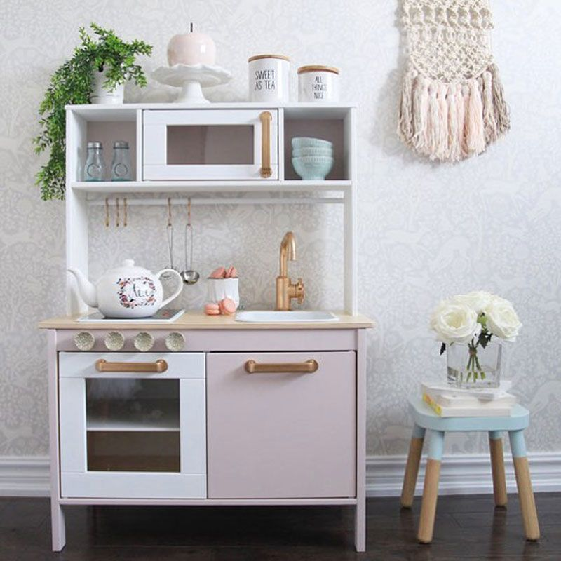Photo of Ikea Duktig Play Kitchen Hacks – Kids Interiors