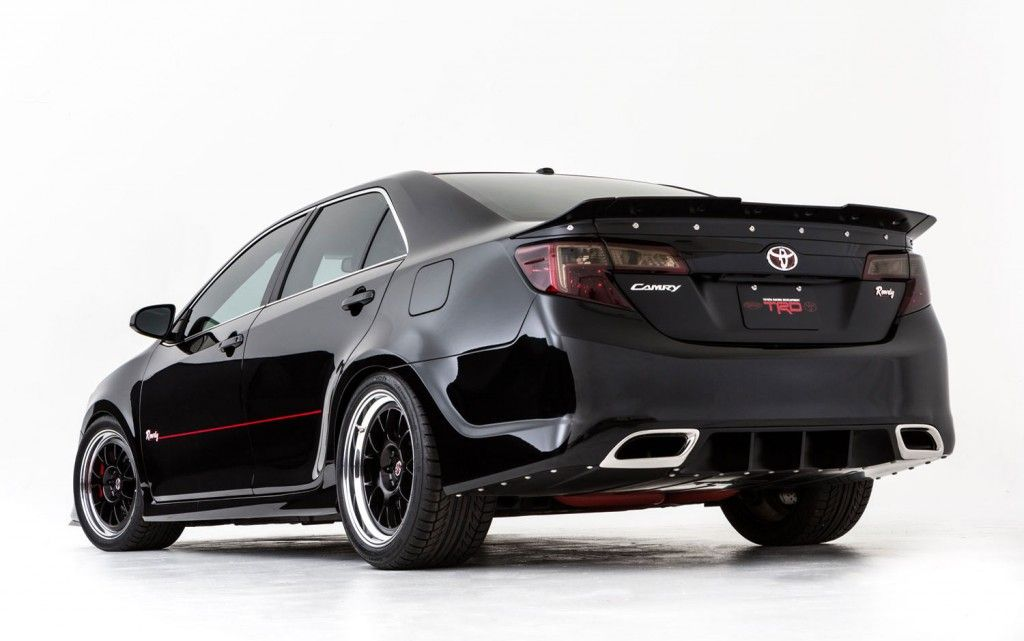 Toyota Camry 2014 Se Sport Black I Want This Car I Will