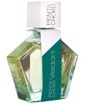 Pentachord Verdant Eau de Parfum by Tauer Perfumes
