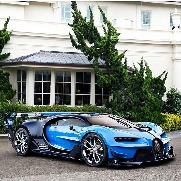 Bugatti Vision GT bugatti vision luxurycars coolcars