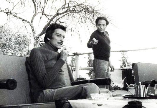 عادل إمام مع زين العشماوى الإنسان يعيش مرة واحدة 1986 Historical Figures Historical Che Guevara