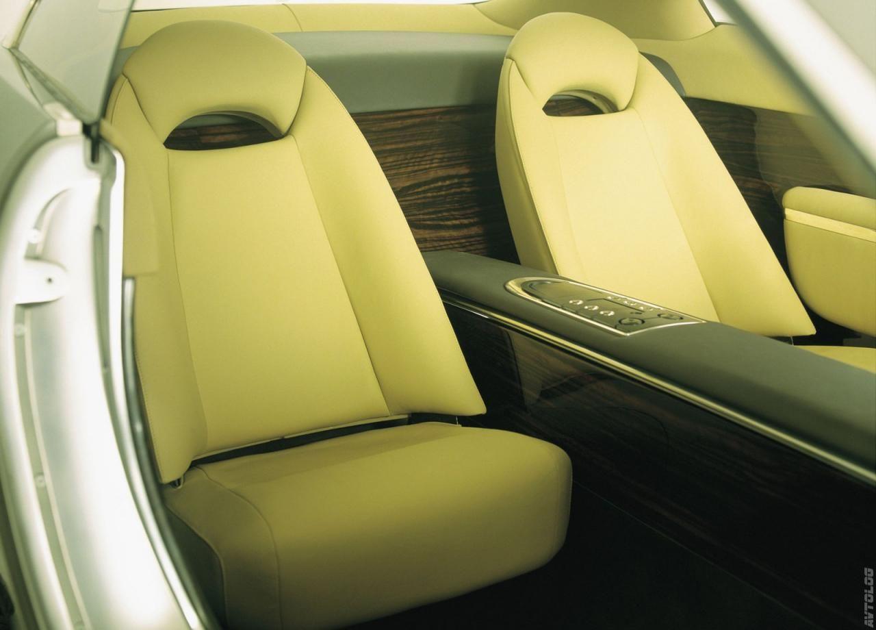 Фото › 2001 Jaguar R Coupe Concept