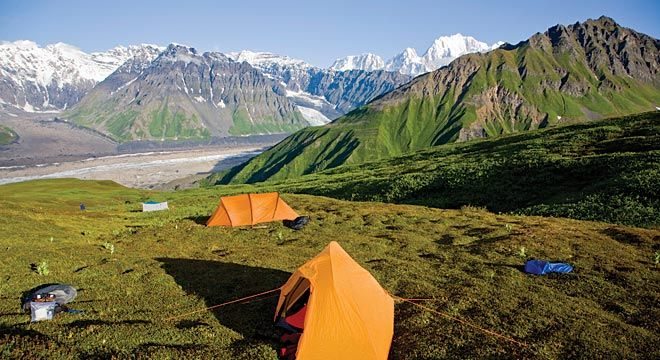 MultiDay Hikes in Denali with K2 2295 pp for 2 passengers 1900