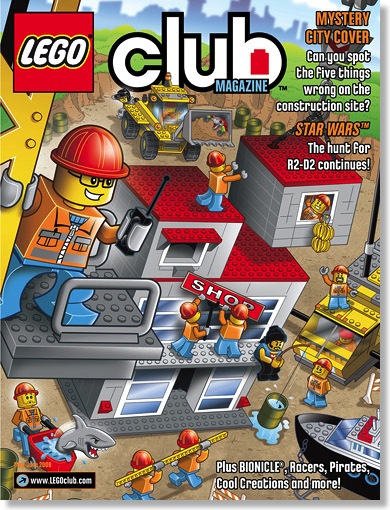 Free 2-year subscription to LEGO magazine | Legos, Magazines and Free