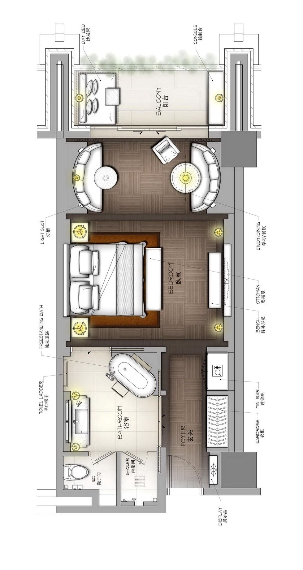 update  Hilton Dali Resort   Spa   Space Planing Layout   Pinterest      update  Hilton Dali Resort   Spa