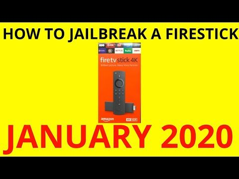 How to Jailbreak Firestick all Versions and install Top