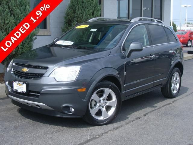 Pin By Apple Chevrolet On Pre Owned Vehicles Chevrolet Captiva