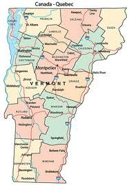 map~VT | Places I\'ve been to | Pinterest | Vermont, Map and County map