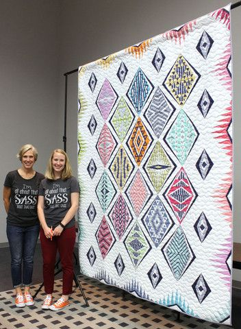 Empire Place Quilt Pattern by Sassafras Lane Designs