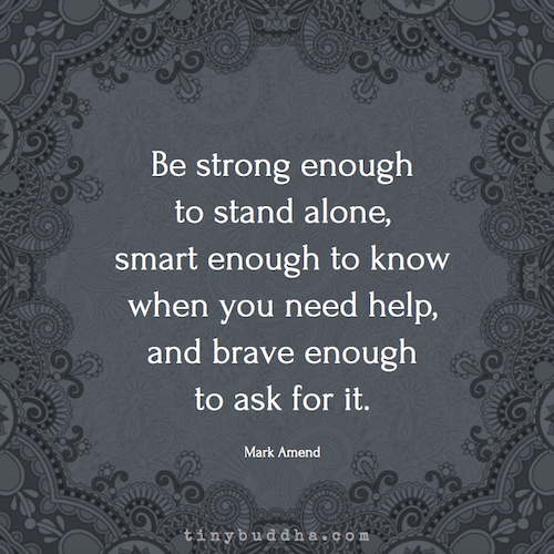 College Graduation Quotes For Daughter: Be Strong Enough To Stand Alone