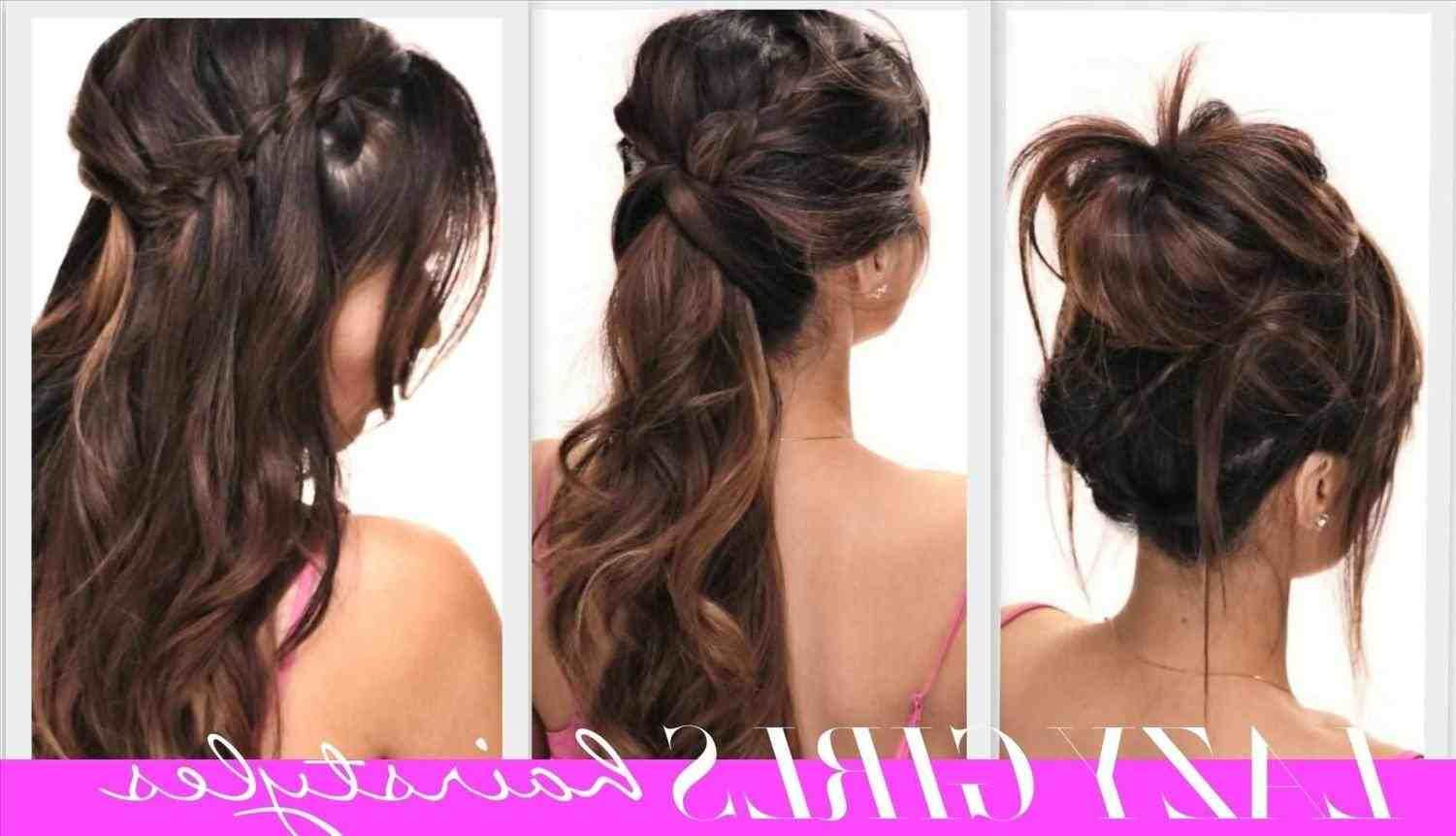 New Hairstyle 2017 For Girls Step By Step Hair Stylist And Models