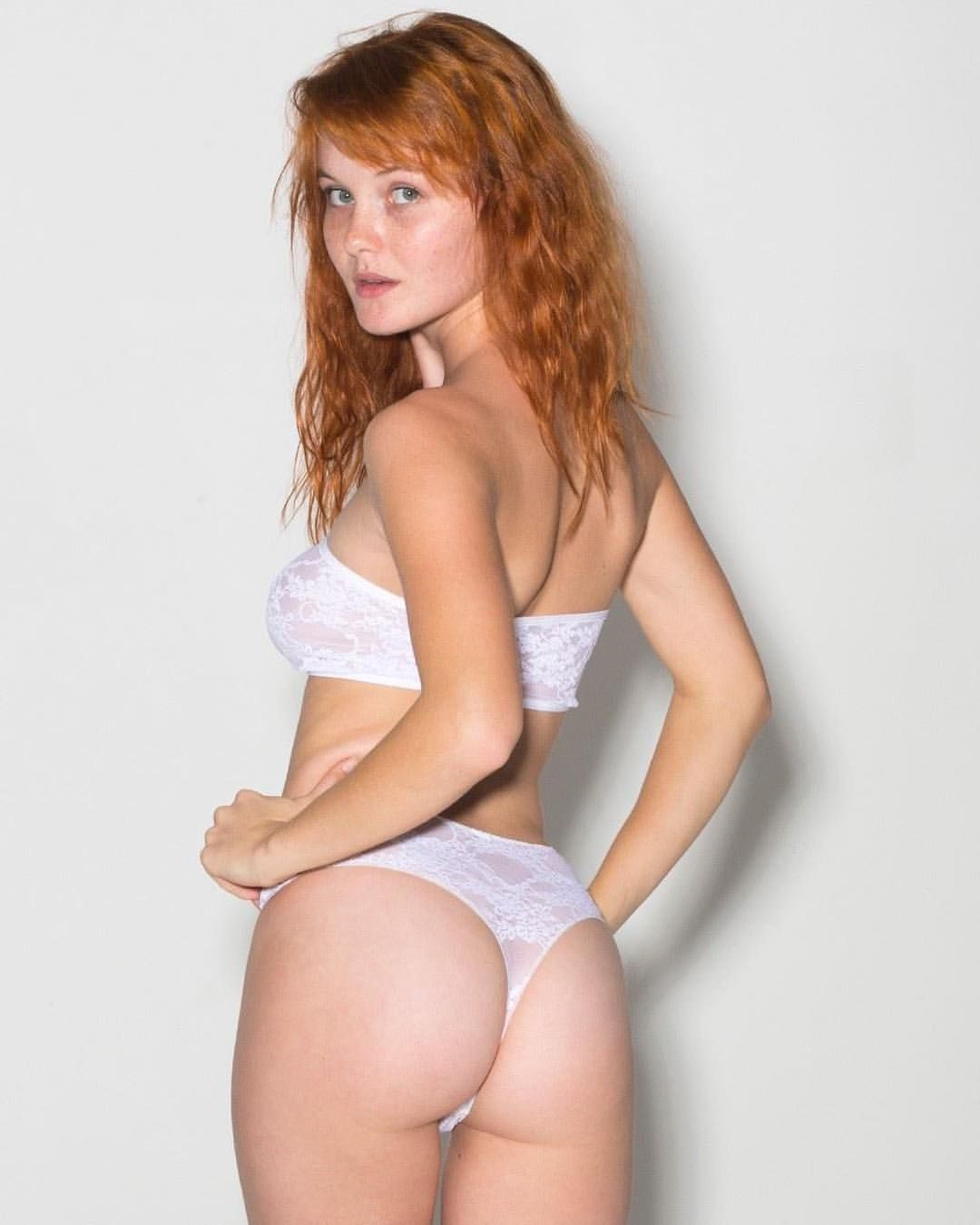 Think, what Red head sex underwear pool