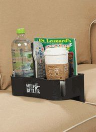 Amazon Com Sofa Butler Sectional Sofa Cup Holder Insert Cup