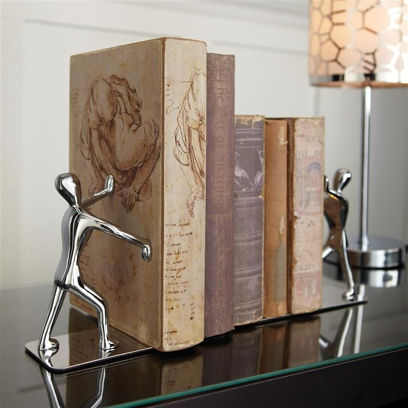 Home Decorators Collection Promo Codes: Our Twinz Bookends Are A Stylish Way To Display Your