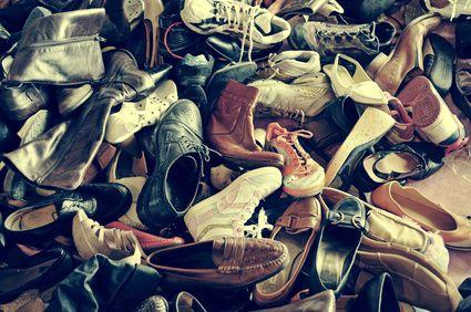 Gebrauchte Schuhe verkaufen | Flohmarkt | Flohmarkt