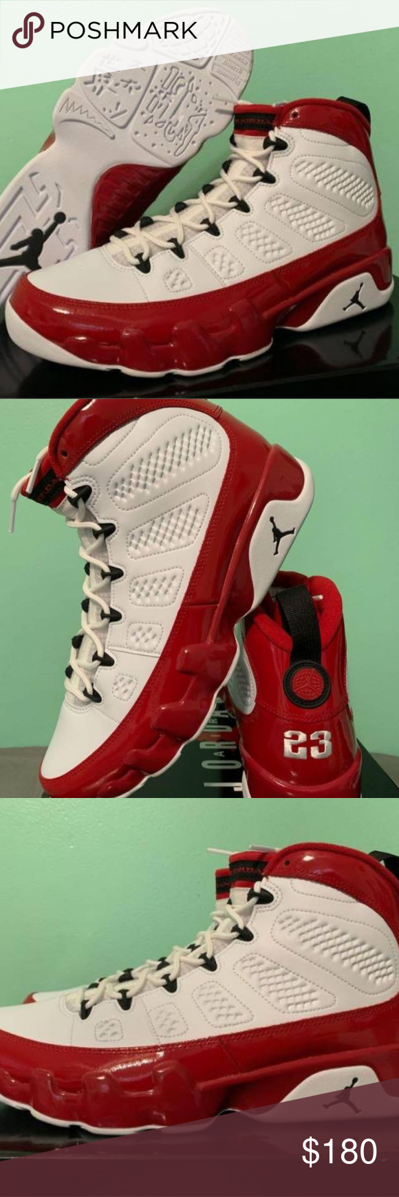 gym red 9s