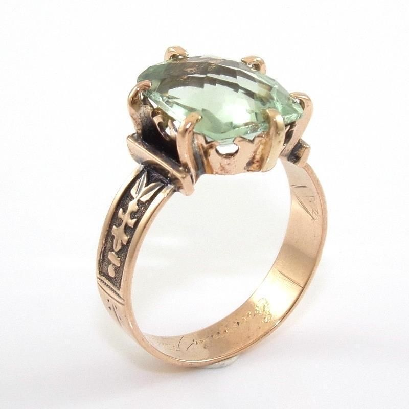drop listing rings ring clear solitaire ltnr stacking fullxfull green gemstone amethyst gold tear il