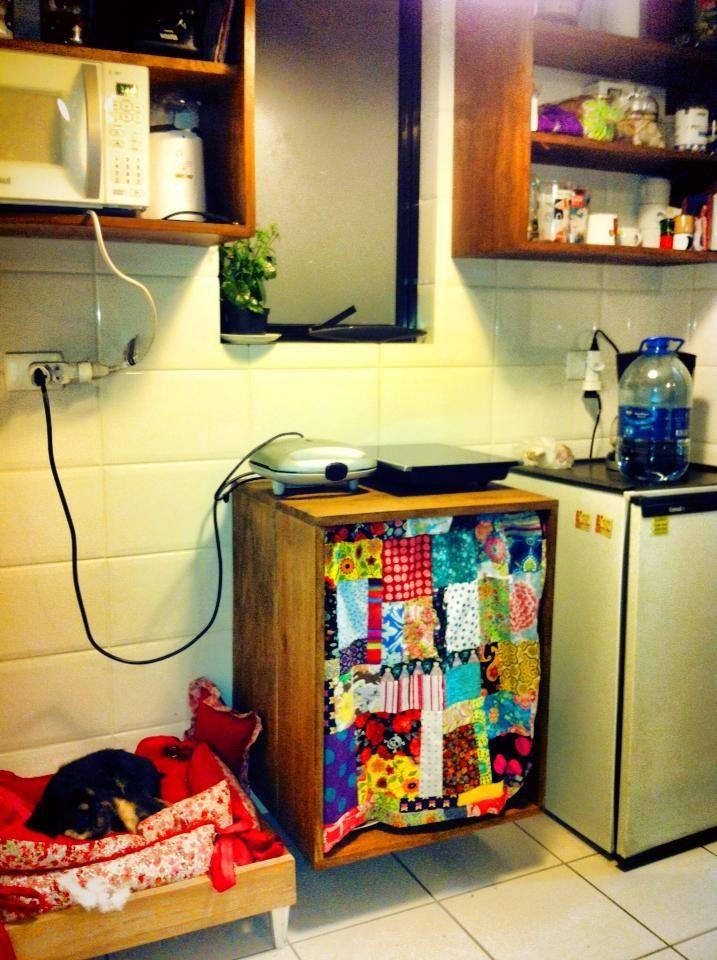 Cortininha cozinha