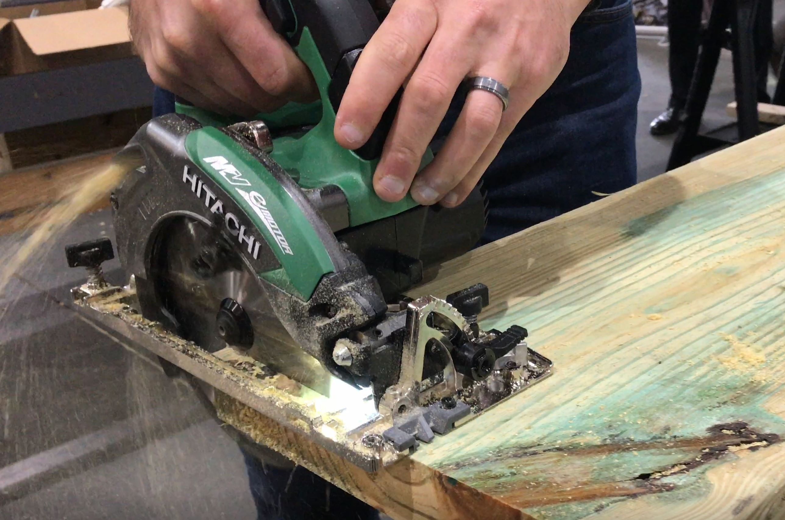 Hitachi MultiVolt Tools Are Here - And They're Metabo HPT