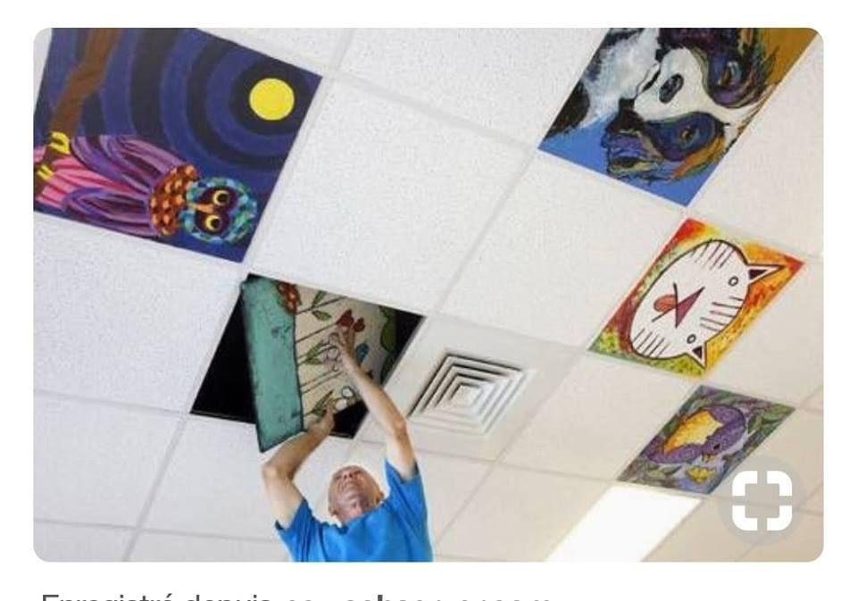 Peinture Pour Dalle De Plafond