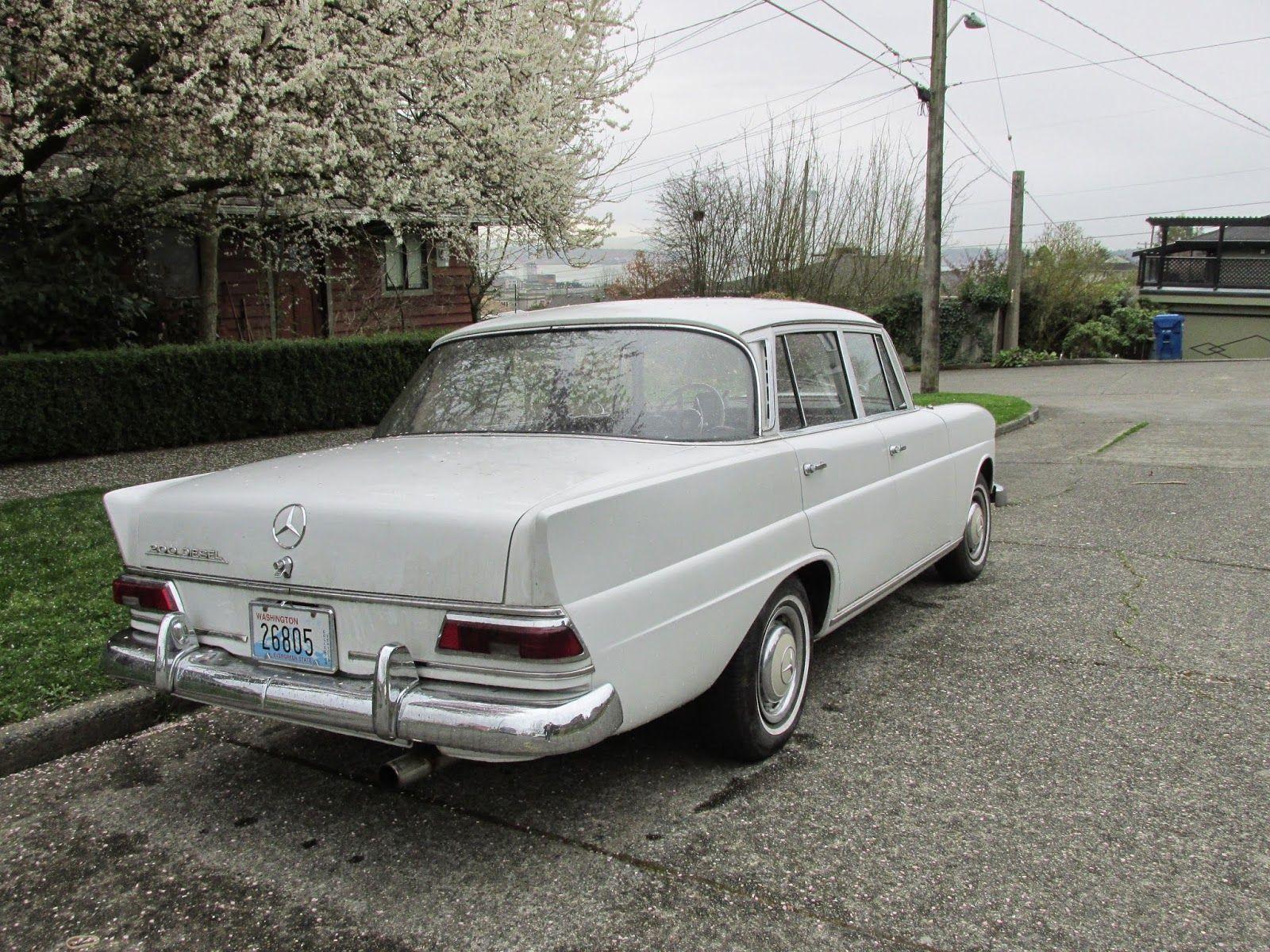 1967 Mercedes-Benz 200 Diesel | Auto: European Cars