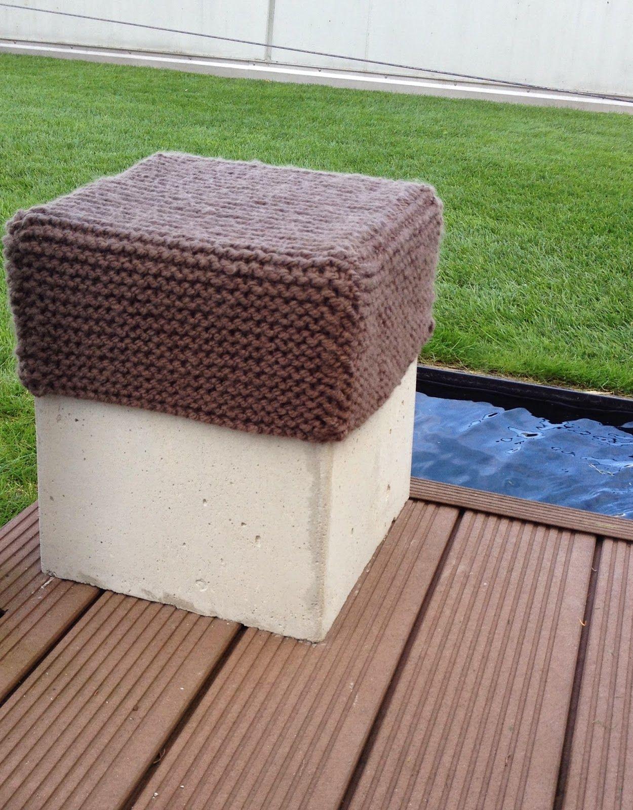 wohnbrise beton concrete pinterest wohnen stricken und m bel. Black Bedroom Furniture Sets. Home Design Ideas